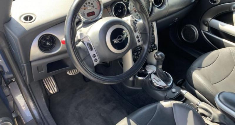 Mini Cabrio Cooper S Bleu occasion à Toussus-le-noble - photo n°5