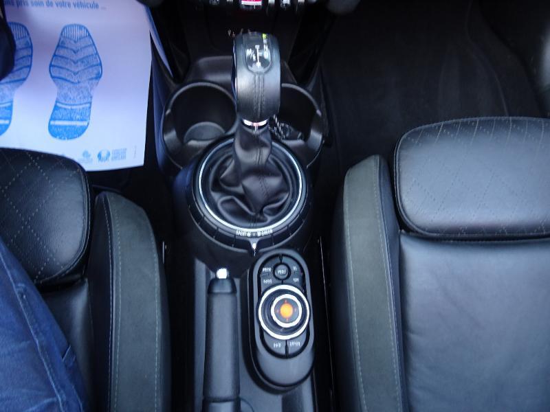 Mini Cabrio Cooper SD 170ch Exquisite BVA Noir occasion à Barberey-Saint-Sulpice - photo n°11