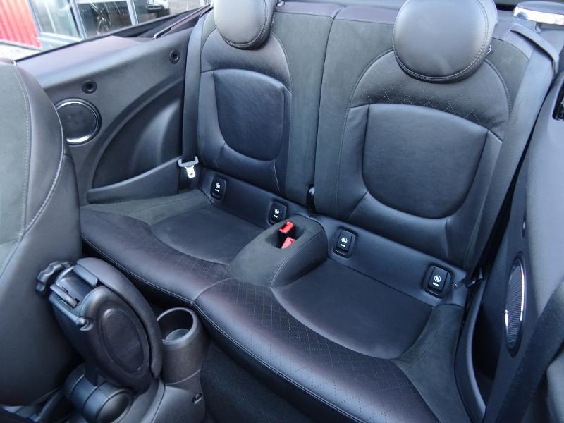 Mini Cabrio Cooper SD 170ch Exquisite BVA Noir occasion à Barberey-Saint-Sulpice - photo n°14