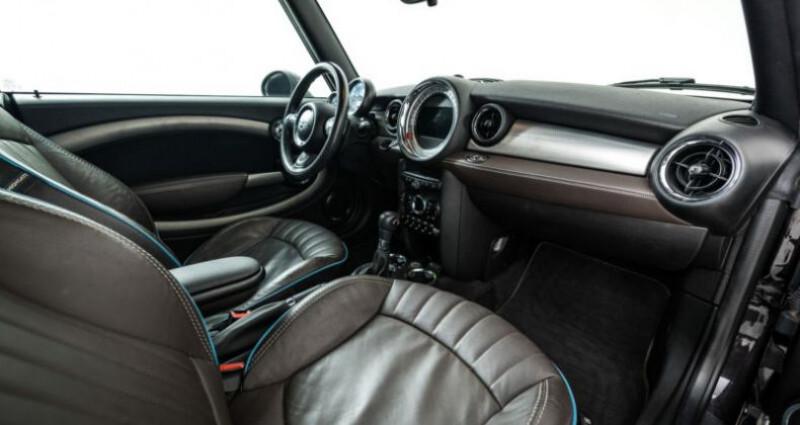 Mini Cabrio I (R57) Cooper S BA Marron occasion à Boulogne-Billancourt - photo n°5