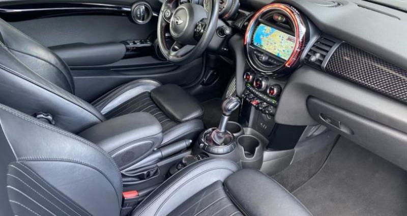 Mini Cabrio John Cooper Works 231ch Exclusive Design BVAS  occasion à METZ - photo n°4