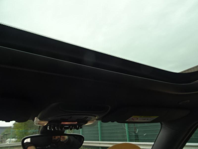 Mini CLUBMAN COOPER D 150CH EXQUISITE BVA + TOIT OUVRANT Noir occasion à Mérignac - photo n°16