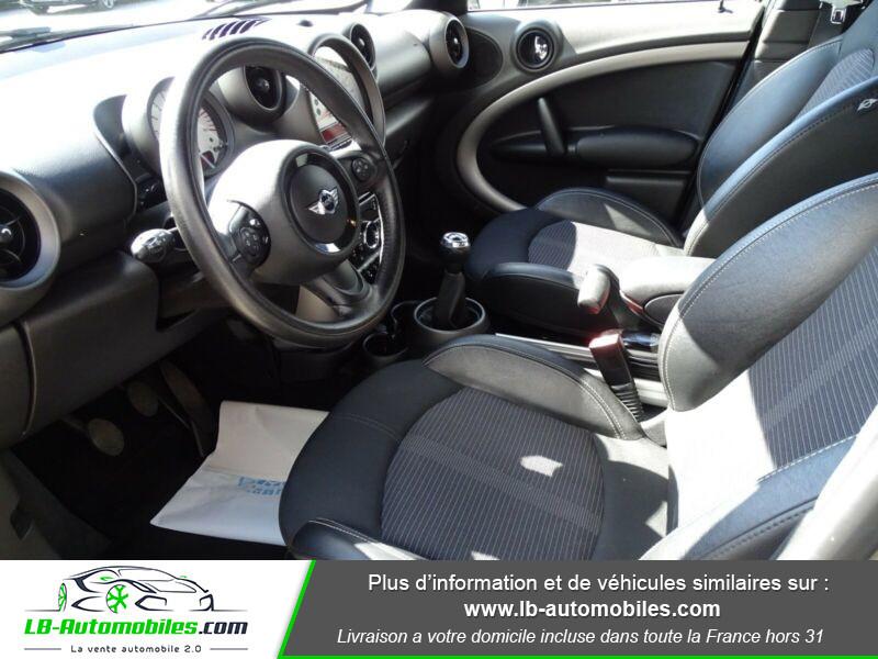 Mini Countryman Cooper 122ch essence 1.6 Gris occasion à Beaupuy - photo n°4