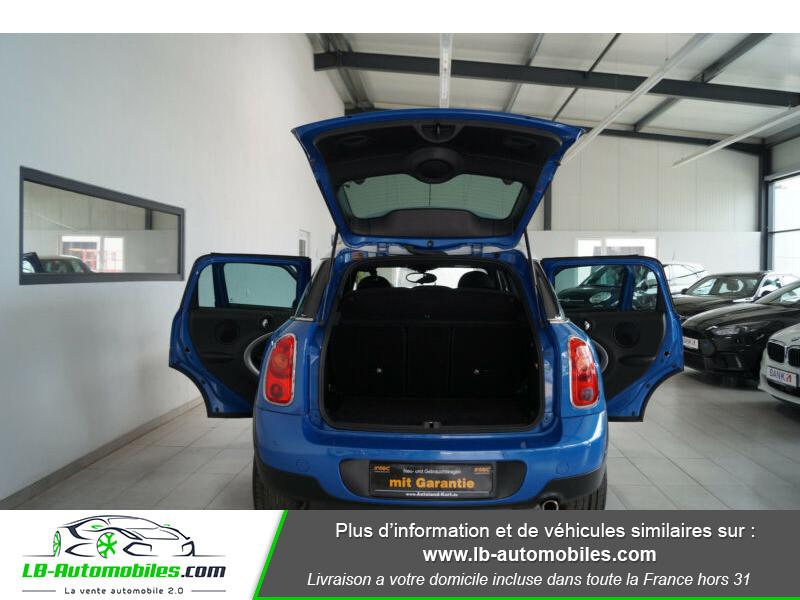 Mini Countryman Cooper 122ch essence 1.6 Bleu occasion à Beaupuy - photo n°5