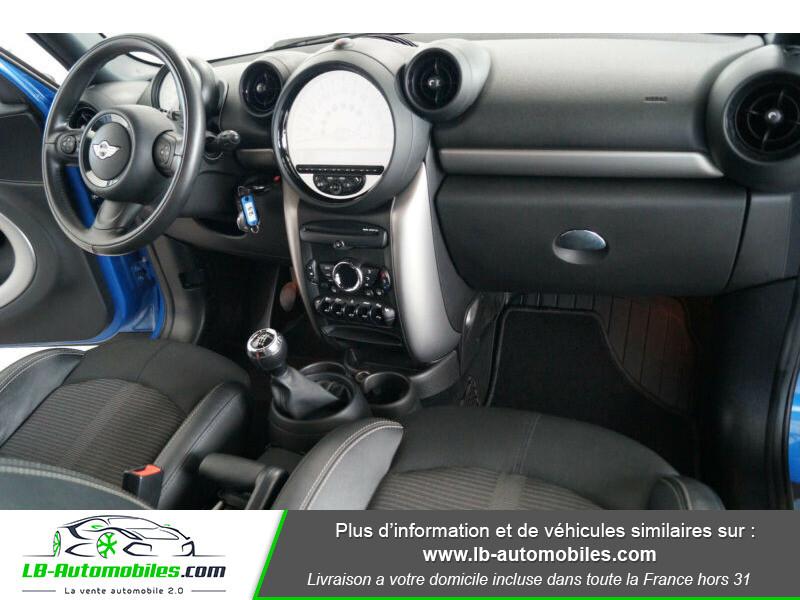 Mini Countryman Cooper 122ch essence 1.6 Bleu occasion à Beaupuy - photo n°2