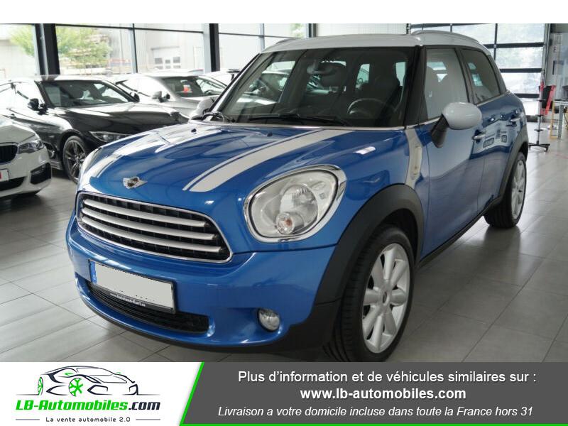 Mini Countryman Cooper 122ch essence 1.6 Bleu occasion à Beaupuy