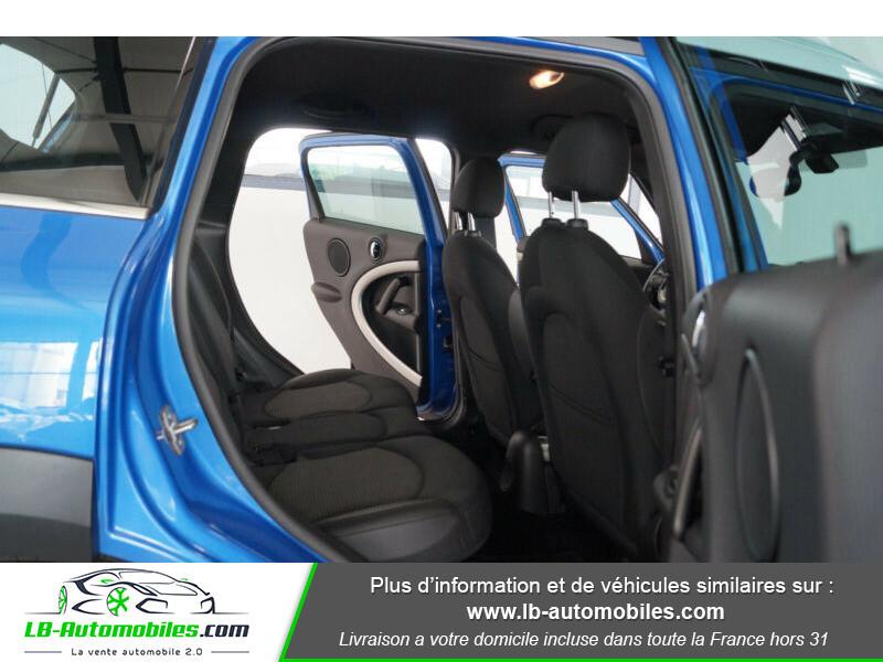 Mini Countryman Cooper 122ch essence 1.6 Bleu occasion à Beaupuy - photo n°9