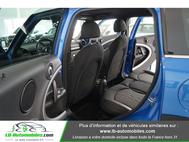 Mini Countryman Cooper 122ch essence 1.6 Bleu occasion à Beaupuy - photo n°8