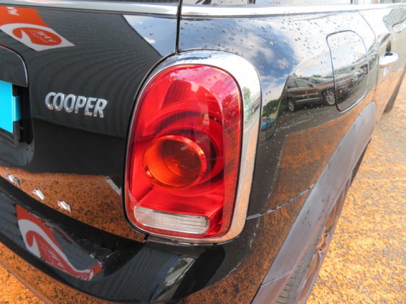 Mini Countryman COOPER 136CH EXQUISITE BVA7 122G Noir occasion à Lormont - photo n°18