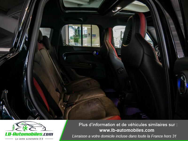 Mini Countryman Cooper S 192 ch Noir occasion à Beaupuy - photo n°4