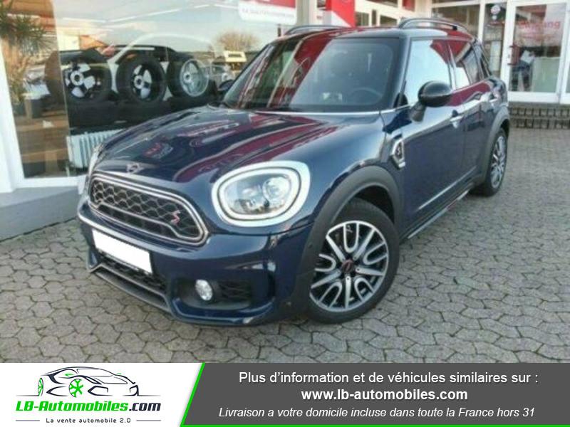 Mini Countryman Cooper SD 190 ch All4 Bleu occasion à Beaupuy