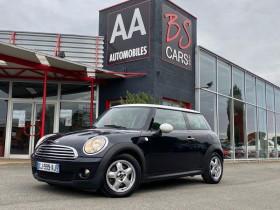 Mini Mini cooper Noir, garage BS CARS.COM à Castelmaurou