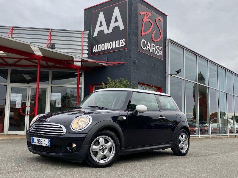 Mini Mini cooper occasion 2007 mise en vente à Castelmaurou par le garage BS CARS.COM - photo n°1