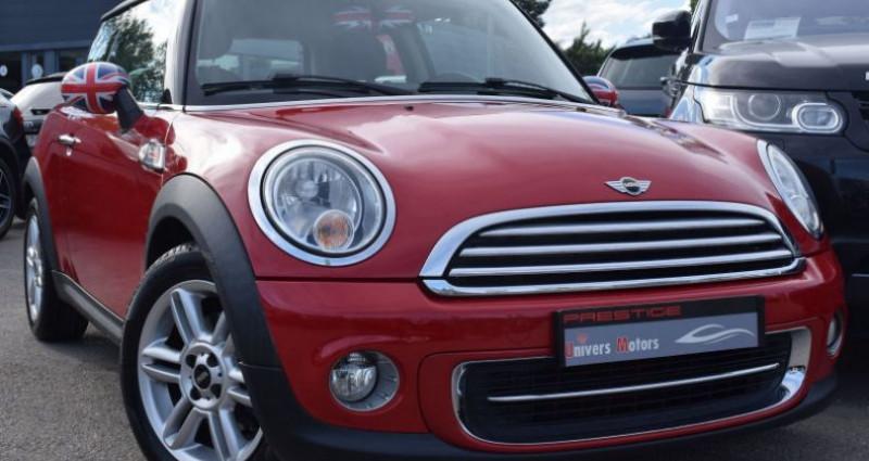 Mini Mini cooper 122CH Rouge occasion à VENDARGUES