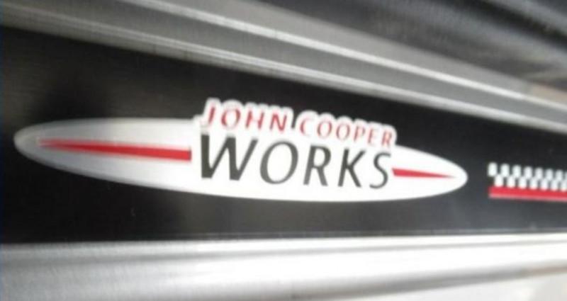 Mini Mini cooper Coupé ONE 1.5 John Works Gris occasion à LANESTER - photo n°6