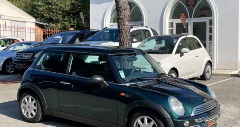 Mini Mini one 1.6i - 90 Pack Vert occasion à GASSIN