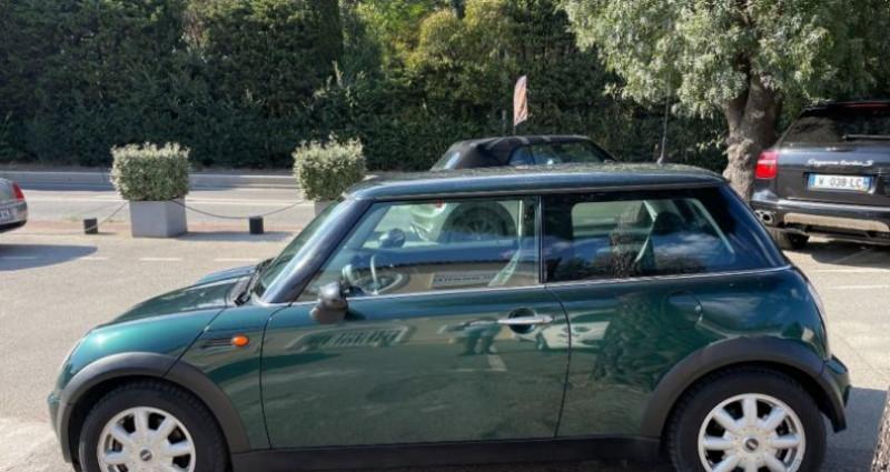 Mini Mini one 1.6i - 90 Pack Vert occasion à GASSIN - photo n°5