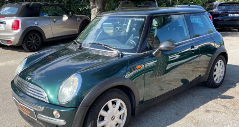 Mini Mini one 1.6i - 90 Pack Vert occasion à GASSIN - photo n°4
