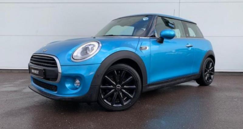 Mini Mini one 102ch Blackfriars Bleu occasion à Terville