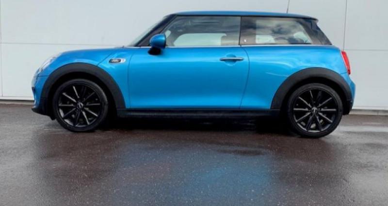 Mini Mini one 102ch Blackfriars Bleu occasion à Terville - photo n°4