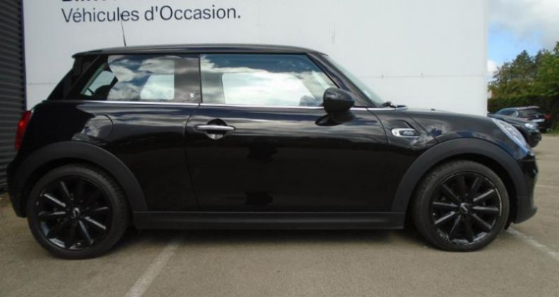 Mini Mini one 102ch Blackfriars Noir occasion à BREST - photo n°3