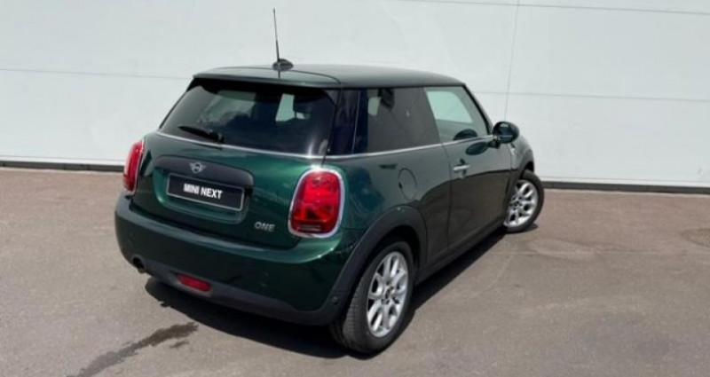 Mini Mini one 102ch Chili Vert occasion à Terville - photo n°4
