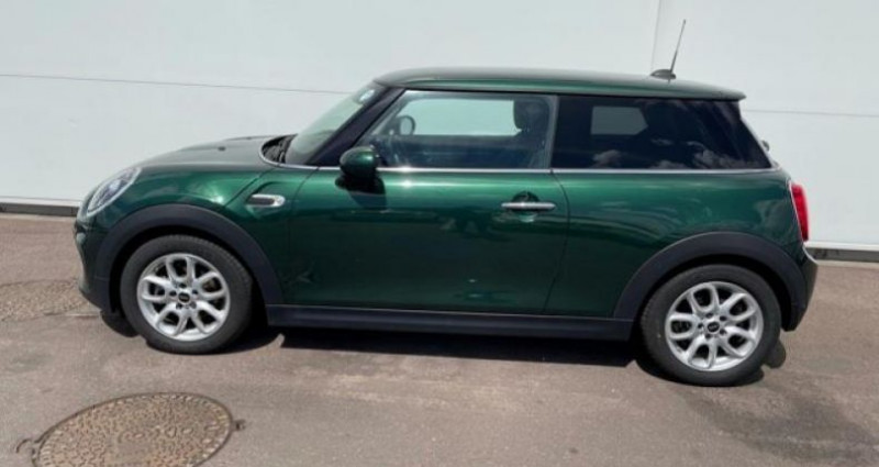 Mini Mini one 102ch Chili Vert occasion à Terville - photo n°2