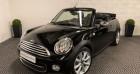 Mini Mini one Cabriolet COOPER CABRIOLET 1,6 122ch 49000km NBES OPTIONS ET Noir à Villeneuve Loubet 06