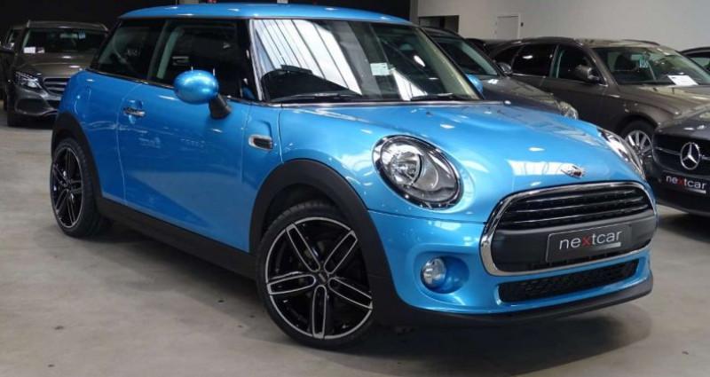Mini Mini one First Business Bleu occasion à CUESMES - photo n°2