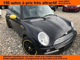 Mini Mini Noir, garage VOITURE PAS CHERE RHONE ALPES à Saint-Bonnet-de-Mure