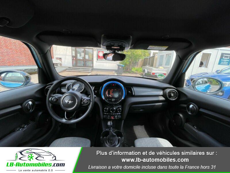 Mini Mini Cooper 136 Bleu occasion à Beaupuy - photo n°2