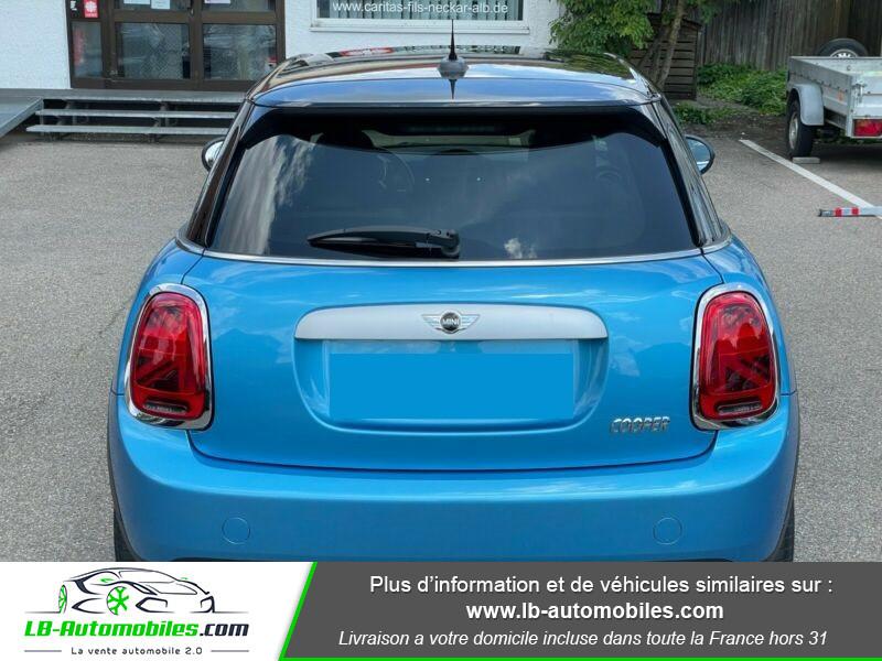 Mini Mini Cooper 136 Bleu occasion à Beaupuy - photo n°10