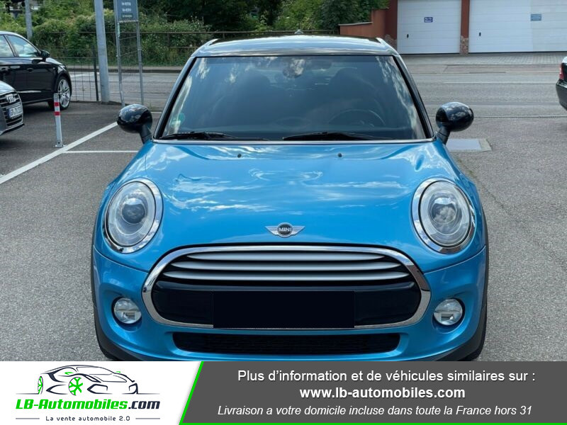Mini Mini Cooper 136 Bleu occasion à Beaupuy - photo n°9