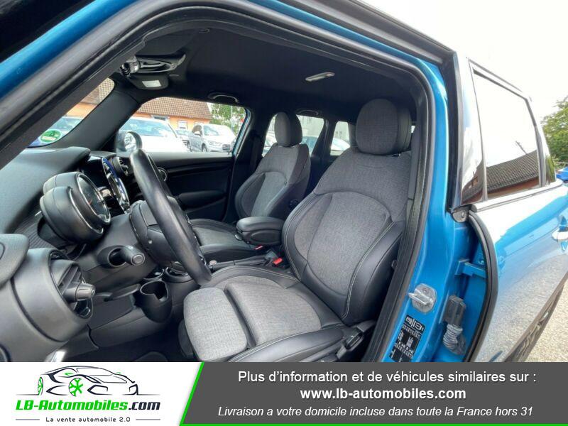 Mini Mini Cooper 136 Bleu occasion à Beaupuy - photo n°4