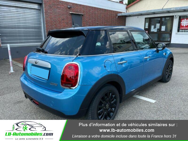 Mini Mini Cooper 136 Bleu occasion à Beaupuy - photo n°3