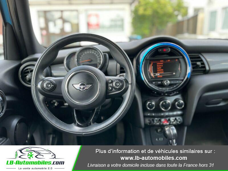 Mini Mini Cooper 136 Bleu occasion à Beaupuy - photo n°6