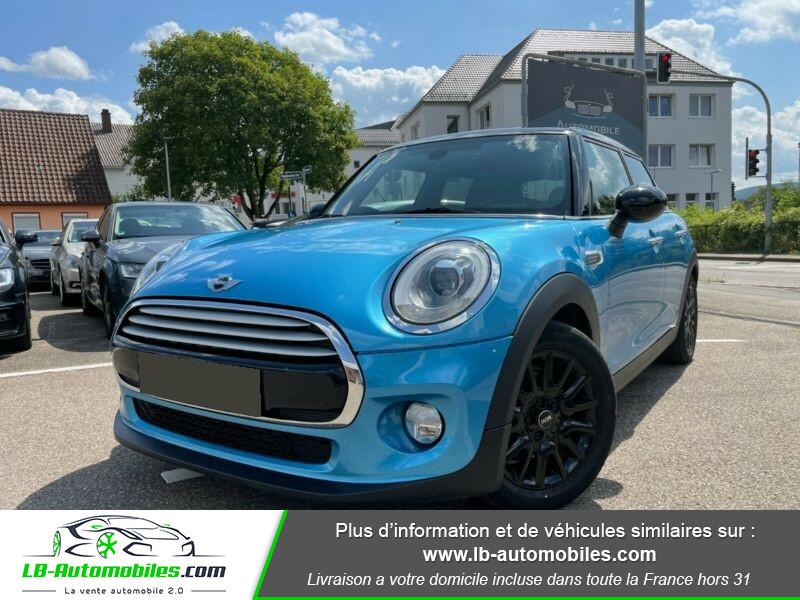 Mini Mini Cooper 136 Bleu occasion à Beaupuy