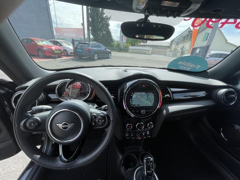 Mini Mini COOPER 136CH EXQUISITE EURO6D-T Noir occasion à Lons - photo n°5