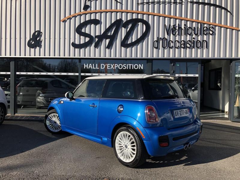 Mini Mini COOPER S 184CH Bleu occasion à TOULOUSE - photo n°2