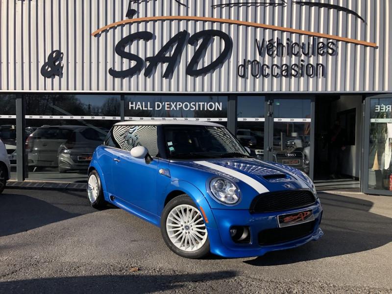 Mini Mini COOPER S 184CH Bleu occasion à TOULOUSE