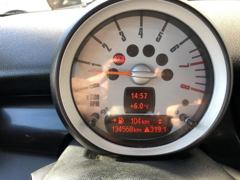 Mini Mini COOPER S 184CH Bleu occasion à TOULOUSE - photo n°11