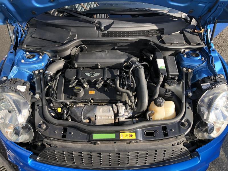 Mini Mini COOPER S 184CH Bleu occasion à TOULOUSE - photo n°19