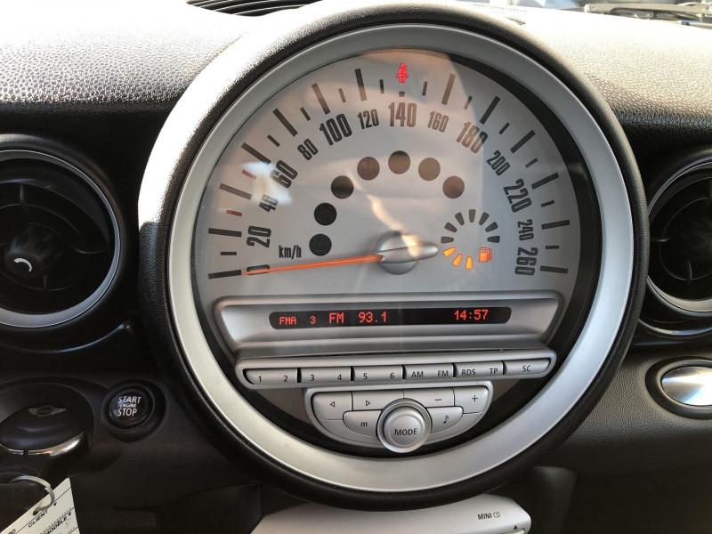 Mini Mini COOPER S 184CH Bleu occasion à TOULOUSE - photo n°13