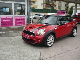 Mini Mini Rouge, garage GROUPEMENT DE L'OCCASION à Toulouse