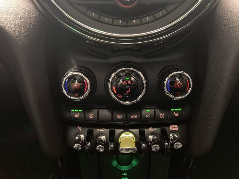 Mini Mini ELECTRIC F56 BEV Cooper SE 184 ch Finition Yours Noir occasion à Lormont - photo n°13