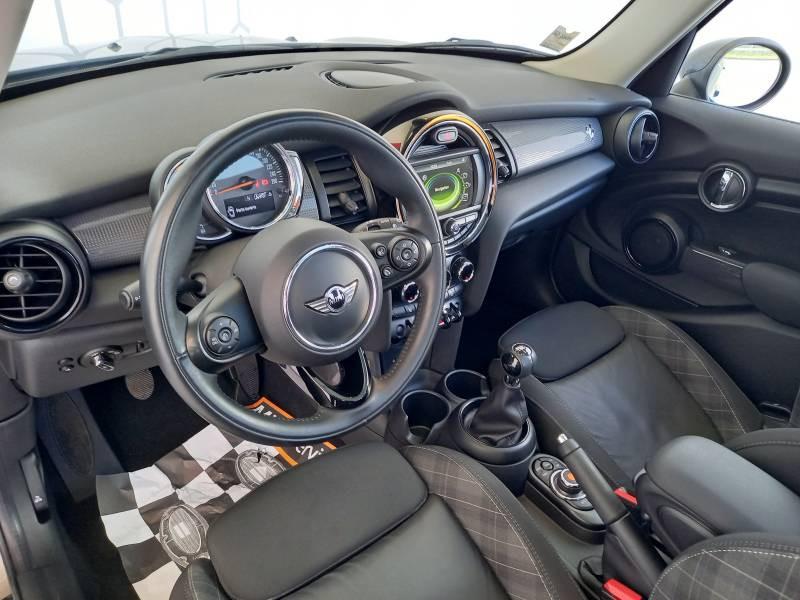 Mini Mini F55 Cooper 136 ch Edition Blackfriars Gris occasion à Lescar - photo n°4