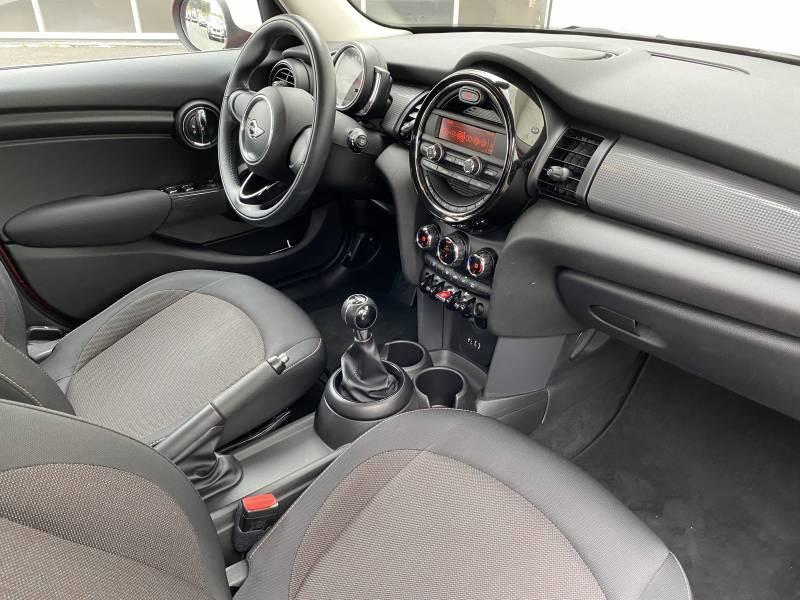 Mini Mini F55 Cooper 136 ch Rouge occasion à Brive-la-Gaillarde - photo n°16