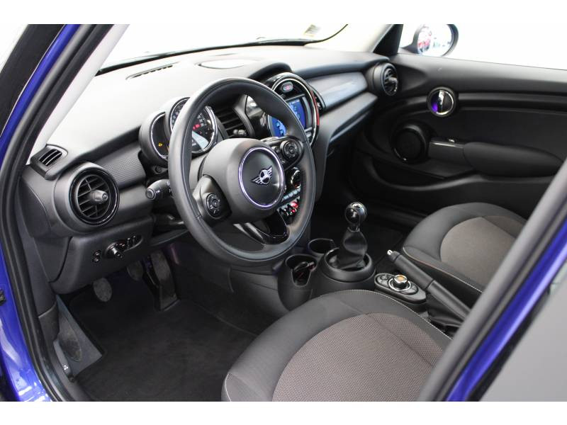 Mini Mini F55 LCI Cooper 136 ch Finition Chili Bleu occasion à Lescar - photo n°4