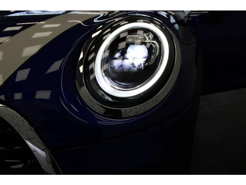 Mini Mini F55 LCI Cooper 136 ch Finition Chili Bleu occasion à Lescar - photo n°19