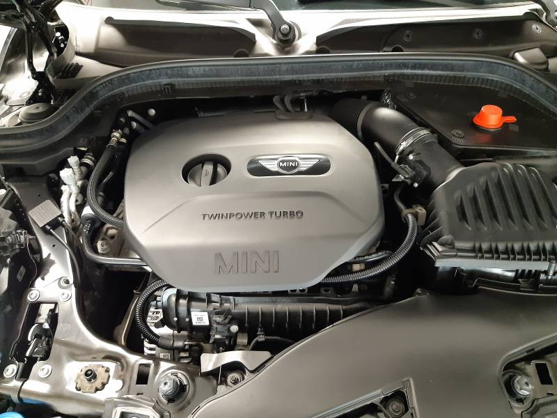 Mini Mini F56 Cooper 136 ch Edition Blackfriars Noir occasion à Lormont - photo n°9